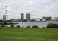 Almere. Bron: Wikimedia Commons, GFDL
